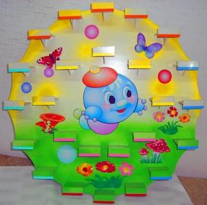 Подставки для лепки в детском саду своими руками